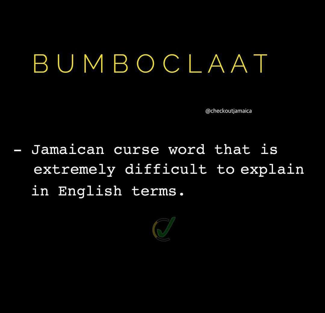 bumboclaat