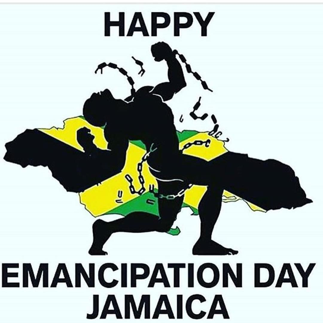 Happy Emancipation Day Jamaica Jamaussie